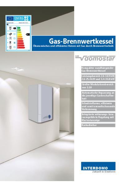 Gas-Brennwertkessel