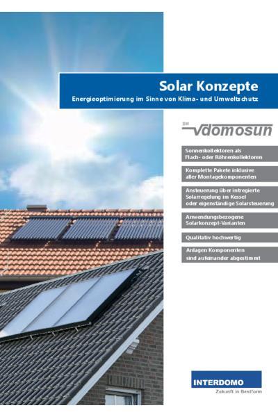 Solar Konzepte