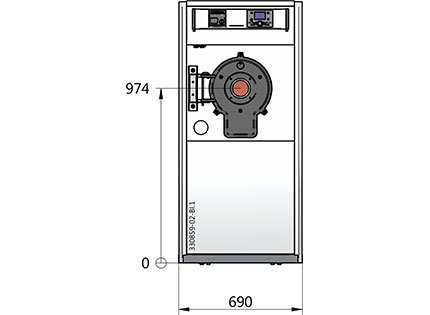 Öl-Brennwert-Kessel bicon OBK - Interdomo GmbH
