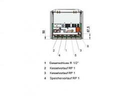 Gas-Brennwertkessel domostar