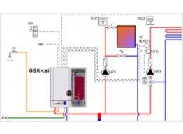 Gas-Brennwertkessel domostar-CSI