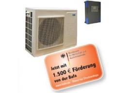 Wärmepumpenpaket: DomoConnect WP 5.0 / 8.0