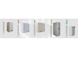 Domostar-Serie von Interdomo mit selbstadaptivem System - Gasumstellung leicht gemacht
