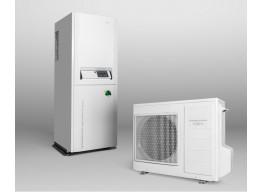 Neues Hybridsystem von Interdomo - Effizient und wirtschaftlich heizen