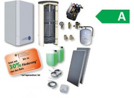 Solar-System-Paket WW 300