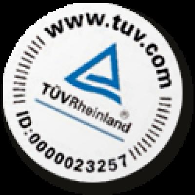 DIN ISO 9001:2015 zertifiziert